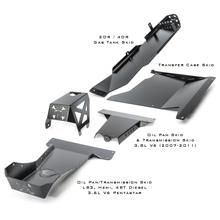Skid Plates - Complete System (2 door JK)