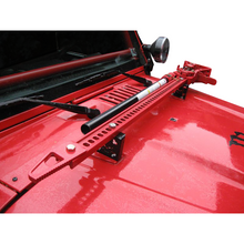 JK Hood Mount for Hi-Lift Jacks