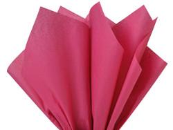 "Cerise Tissue Paper 15"" x 20"" - 50 Sheets"
