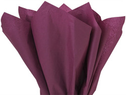"Burgundy Tissue Paper 15"" x 20"" - 50 Sheets"
