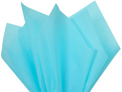 "Oxford Blue Tissue Paper 15"" x 20"" - 50 Sheets"