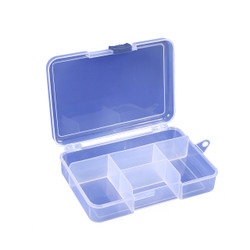 5 Compartments