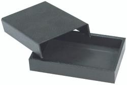 "Magnetic Lid Display Case - 8 1/4"" x 7 1/4"" x 1 1/8""H"