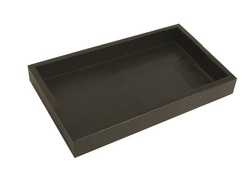"Small Utility Trays - 8 1/4"" x 4 3/4"" x 1""H"