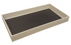 "3"" Deep Standard Grey Utility Trays"