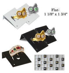 White Ring Card Insert (100Pcs/Pk)