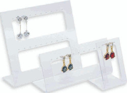 3 Set Earring Display