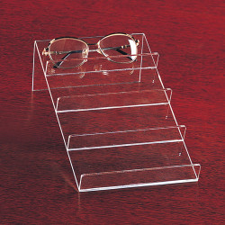 4 Frame Acrylic Eyewear Space Tray