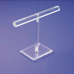 Acrylic Hexagon Shaped T Bar
