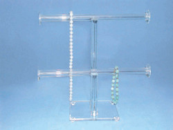 Acrylic Double T Bar
