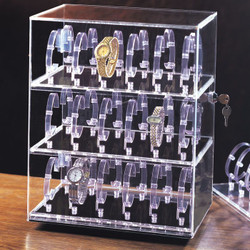 Watch Display Case for up to 36 Watches