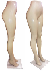 Brazilian Half Body Fleshtone Value Mannequin