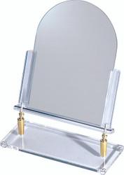 Brass Hinge Mirror
