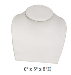 White Low Profile Neckform