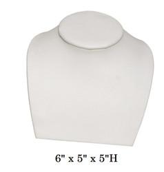 White Low Profile Neckform