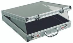 Glass-Top Attache Case