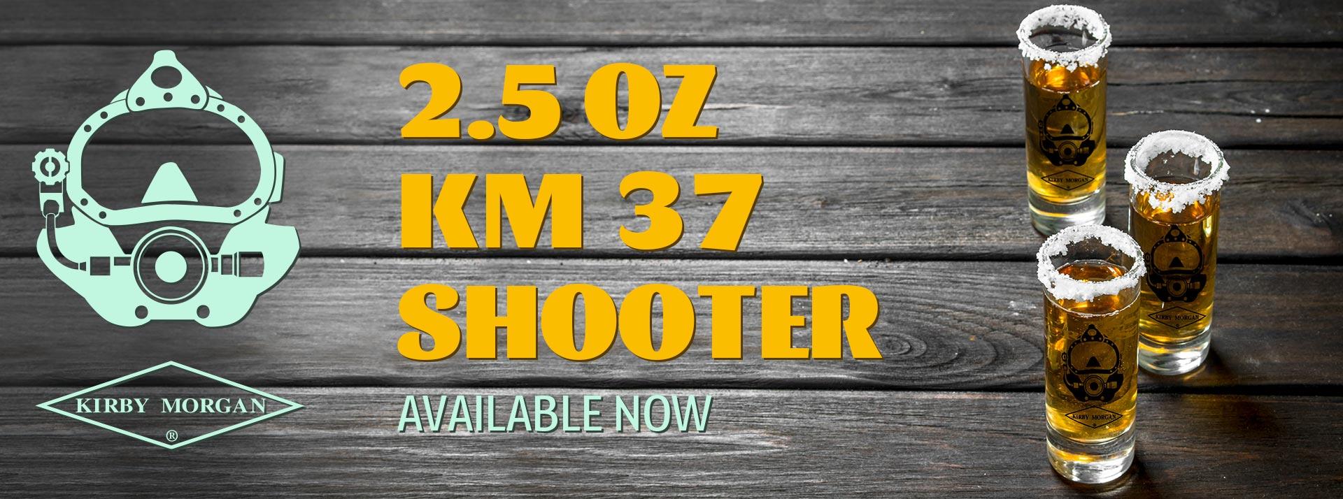 2.5 oz KM 37 Shooter