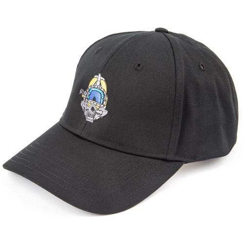 37 Helmet Logo Snapback Hat