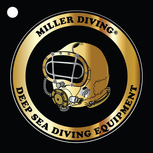 Miller Diving Hang Tag