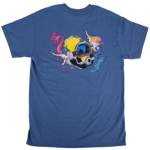 Mermaid Design T-Shirt
