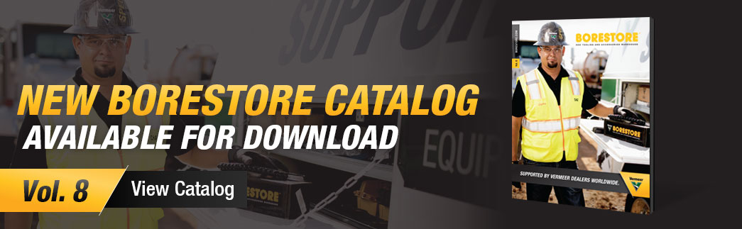 New Borestore HDD tooling and accessories catalog not available for download