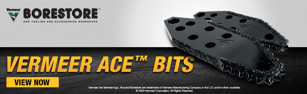 Vermeer Borestore offers a premium selection of horizontal directional drilling bits. Shop now.