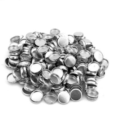 6.5 mm Caliber Aluminum Gas Checks
