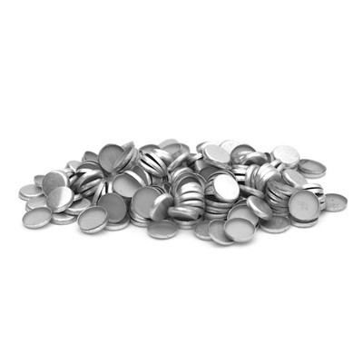 .309 Caliber Plain Base Aluminum Gas Checks