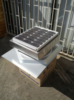 27W Solar Roof Ventilator