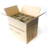 5oz. Woozy Hot Sauce Bottle w/Caps & Orifice Reducer Case of 12
