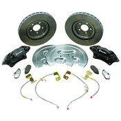 "2005-2014 MUSTANG GT 14"" SVT BRAKE UPGRADE KIT M-2300-S"