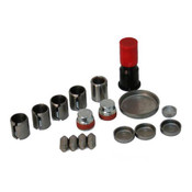 4.6 LITER ALUMINUM BLOCK PLUG AND DOWEL KIT M-6026-A46