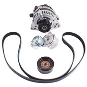 MUSTANG BOSS 302 ALTERNATOR KIT M-8600-M50BALT