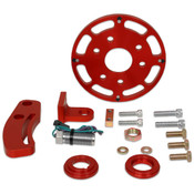 "Chevy Small Block 6.25"" Balancer Crank Trigger Kit"