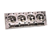SUPER COBRA JET CYLINDER HEAD ASSEMBLED WITH DUAL SPRINGS W/DAMPER M-6049-SCJB