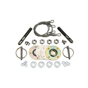 FORD PERFORMANCE HOOD LATCH AND PIN KIT