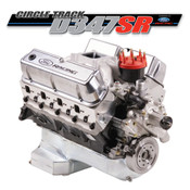 347 CUBIC INCHES 415 HP SEALED RACING ENGINE 7MM VALVES M-6007-D347SR7
