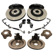 2005-2014 MUSTANG SIX PISTON 15-INCH BRAKE UPGRADE KIT M-2300-T