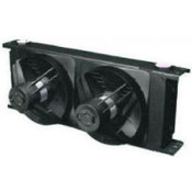 Setrab series 1, 19 row with 12 volt fan