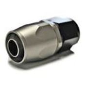 Setrab Fittings - Reusable Straight Hose Ends