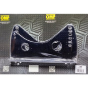 SEAT BRACKETS LOW MOUNT STEEL BLACK