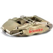 Brembo XA2.E7 Series 4 Piston GT Road Race Calipers
