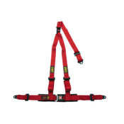 STRADA 3 HARNESS RED BOLT IN PUSH BUTTON EXIT