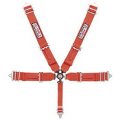 6 Pt Camlock Pull-Down Lap Individual Harness Set