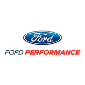 FORD PERFORMANCE DECAL - 10 PACK M-1820-FP