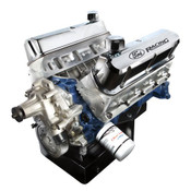 363 CUBIC INCH 500 HP BOSS CRATE ENGINE-Z2 HEADS-FRONT SUMP PAN M-6007-Z2363FT