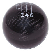 2015-2019 MUSTANG CARBON FIBER SHIFT KNOB  M-7213-MCF