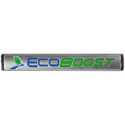 SILVER ECOBOOST EMBLEM  M-1447-EB