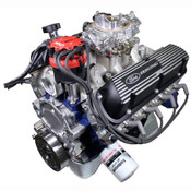 X2347D STREET CRUISER-DRESSED CRATE ENGINE WITH X2 HEADS-REAR SUMP PAN  M-6007-X2347DR