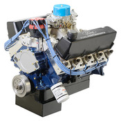 572 CUBIC INCH 655 HP BIG BLOCK STREET CRATE ENGINE-REAR SUMP PAN